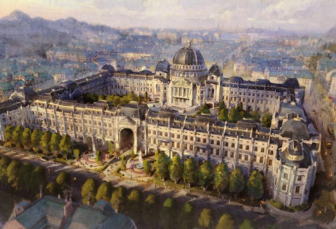 Paläste der Macht