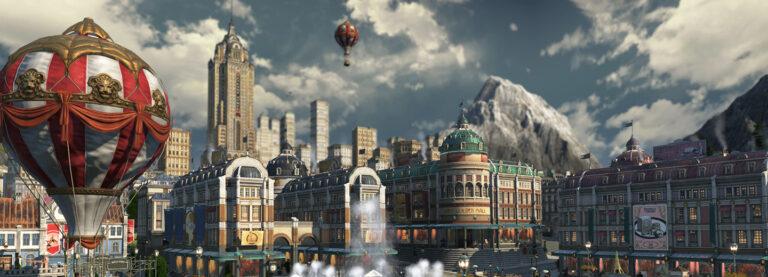El DLC The High Life de Anno 1800 se estrena hoy