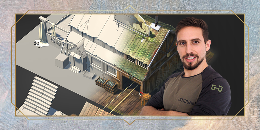 DevBlog: Of 3D Architects and Construction Workers