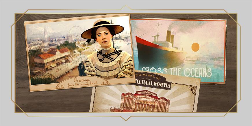 Union Update: Postkarte aus der Weltausstellung