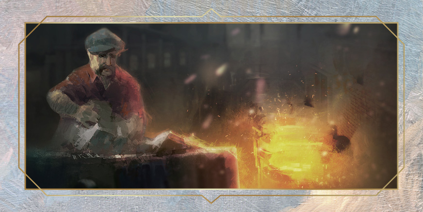 DevBlog: The Rise of the Working Class