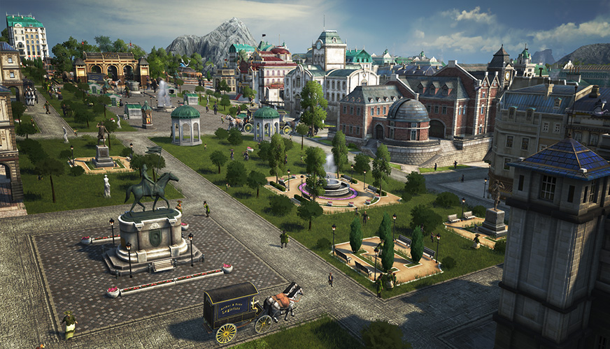 Anno 1404 Efficient Building Layouts.Devblog Beauty Building Part 1 City Attractiveness Anno Union