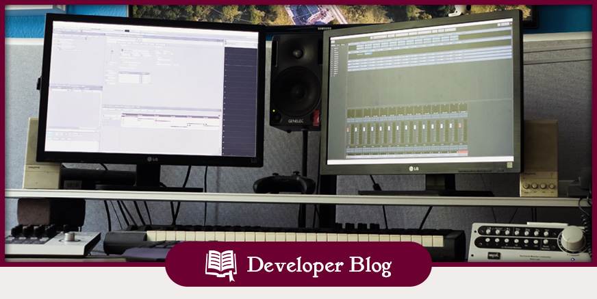 DevBlog: Audio Design