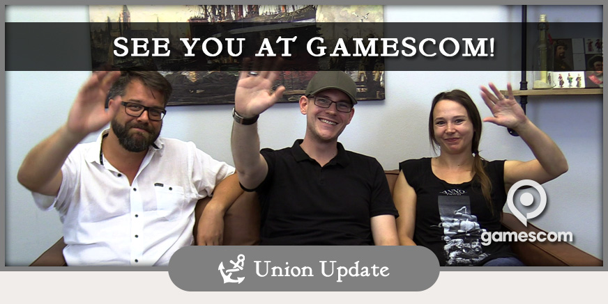 Road to gamescom!