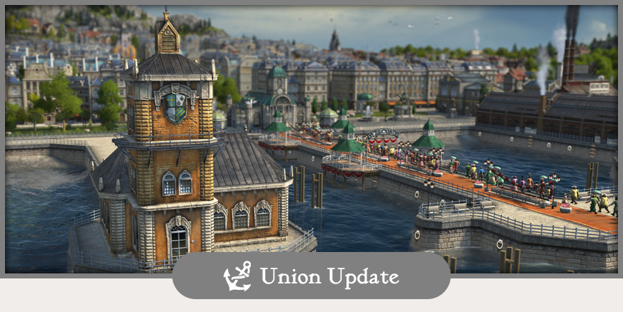 Union Update: New focus test, QnA and more