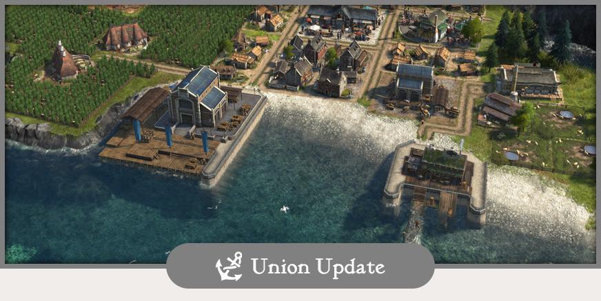 Union Update: Sic parvis magna