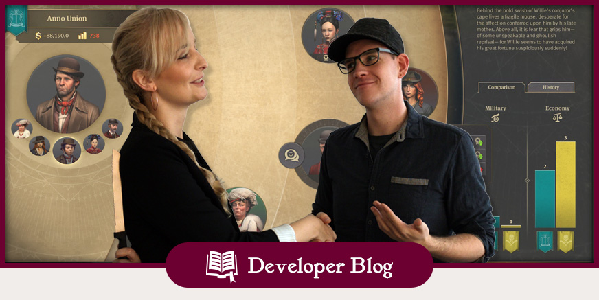DevBlog: Back-Room Politics