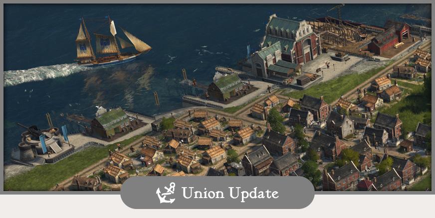 Union Update: Technical Test abgeschlossen
