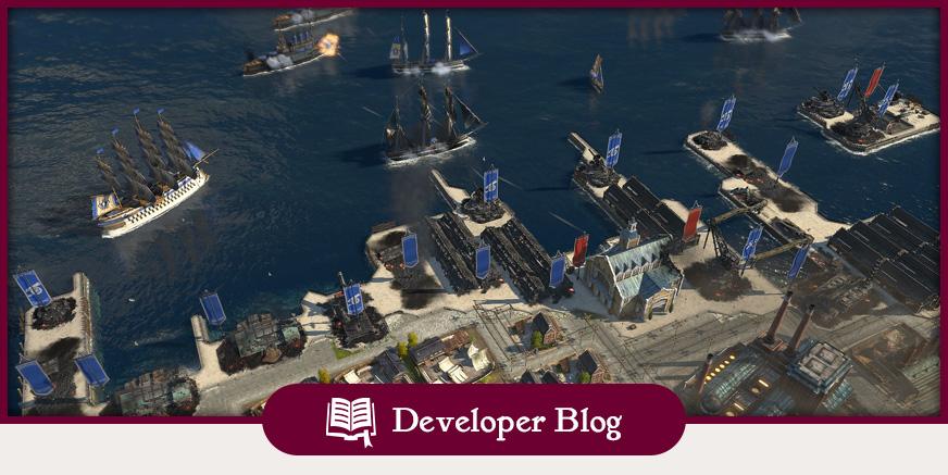 DevBlog: Naval Combat
