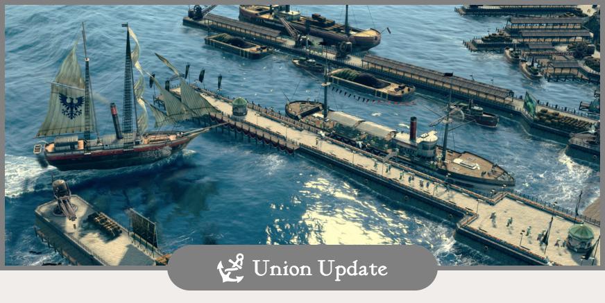 Union Update: 2019 – Der Weg zur Veröffentlichung