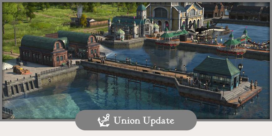 Union Update: Winter Frage und Antwortrunde