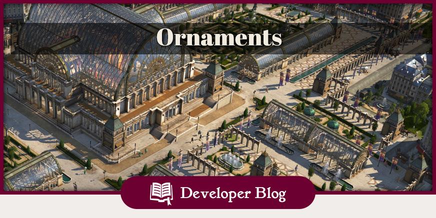 DevBlog: Ornamente