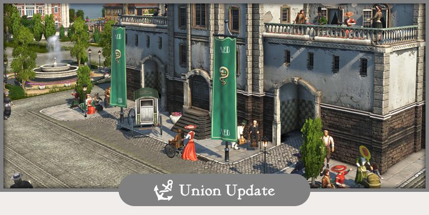 Union Update – Streamingwoche