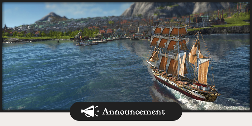 Anno 1800 releases April 16th