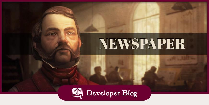 DevBlog: Zeitungen
