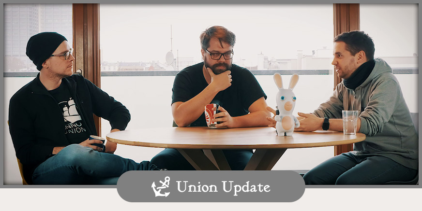 Union Talk: Looking back to the Beta