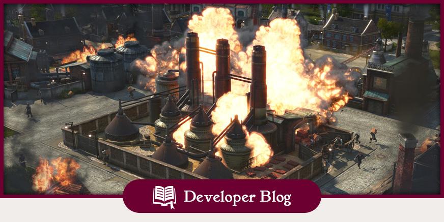 DevBlog: City Incidents