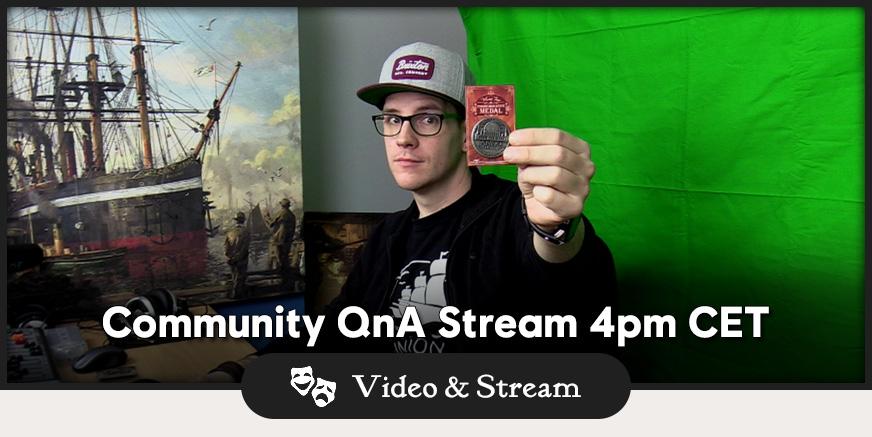 Livestream: Community Corner