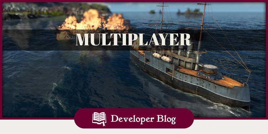 DevBlog: Multiplayer