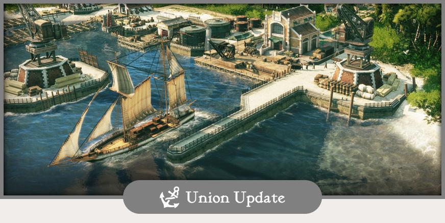 Union Update: Stream und Community Fragen