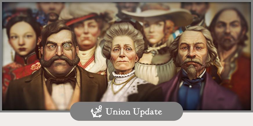 Union Update: Trefft Eure Rivalen!