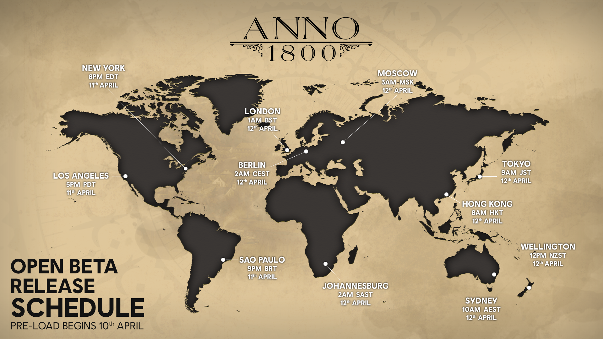 4Pm Cet To Pst union update – page 2 – anno union