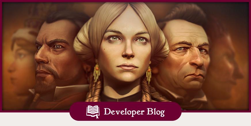 DevBlog: Ein verlorener Erbe kehrt heim…