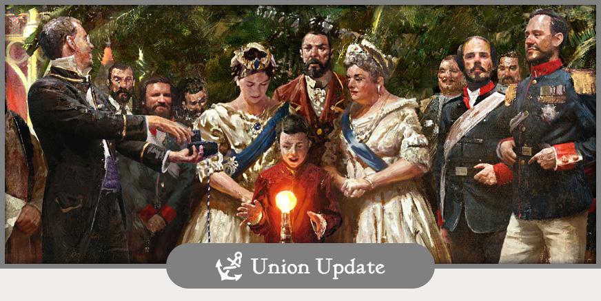 Union Update: Details zur Veröffentlichung (Updated)
