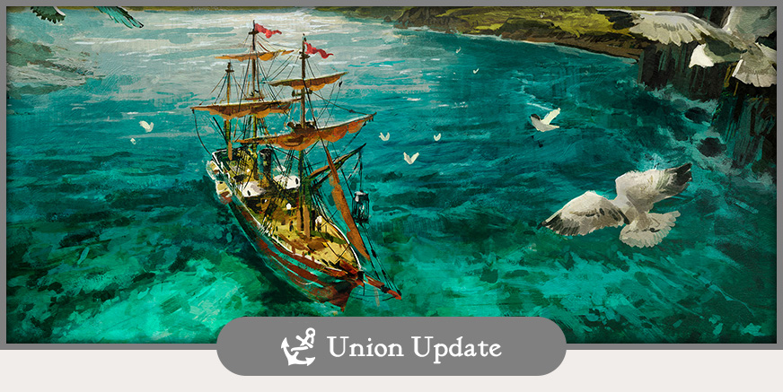 Union Update: Frohe Ostern!