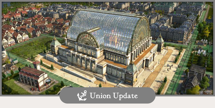 Union Update: Patch 01