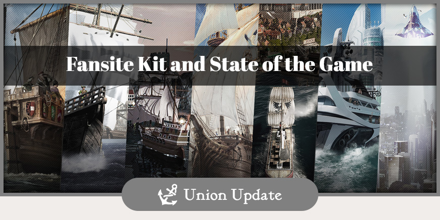 Union Update: Fansite Kit und State of the Game