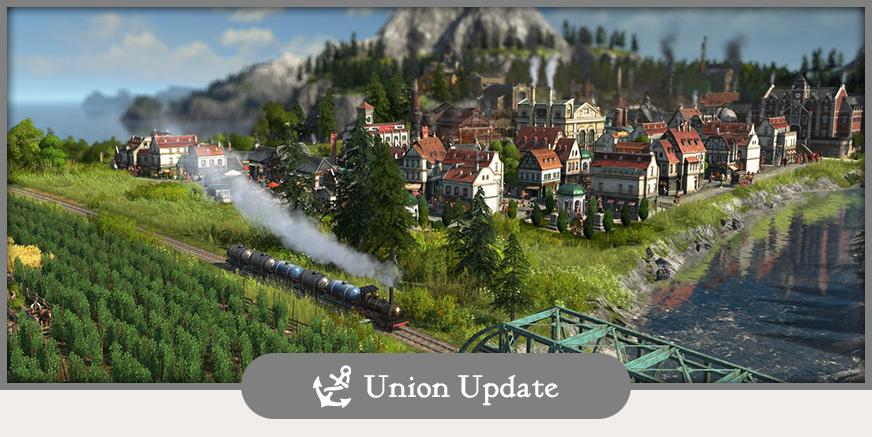 Union Update: Eine epische Schlacht
