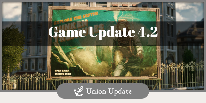 Union Update: Game Update 4.2