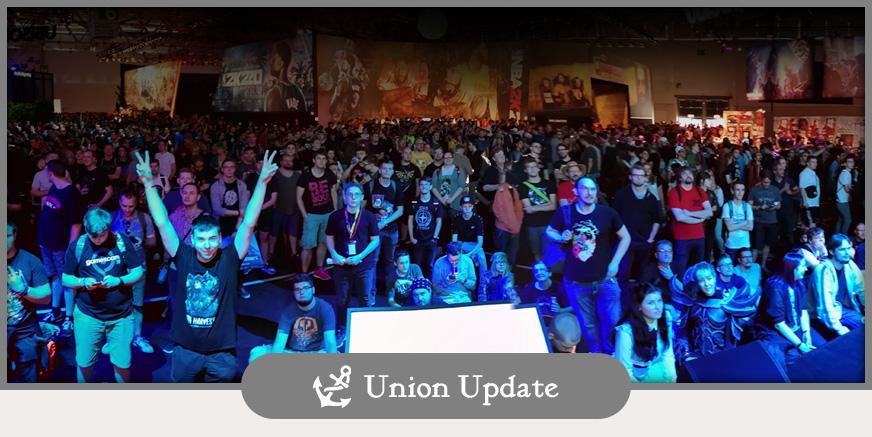 Union Update: That was gamescom 2019!