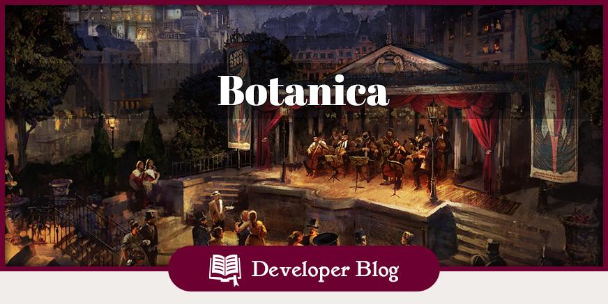 Devblog: Botanica