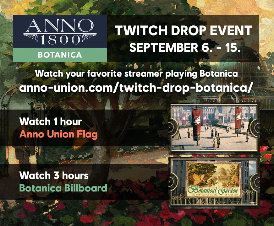Twitch – Anno Union