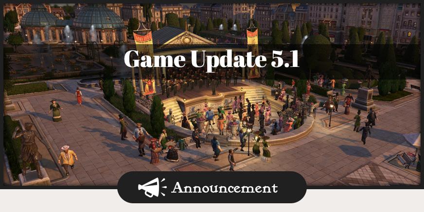 Game Update 5.1
