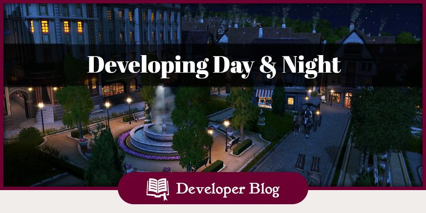 DevBlog: Day & Night