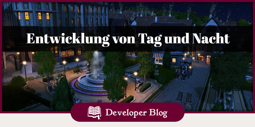 DevBlog: Tag & Nacht