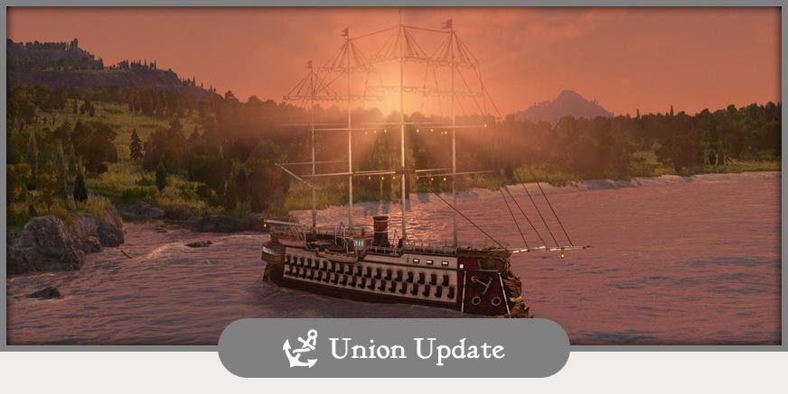 Union Update: Stream and Community Update