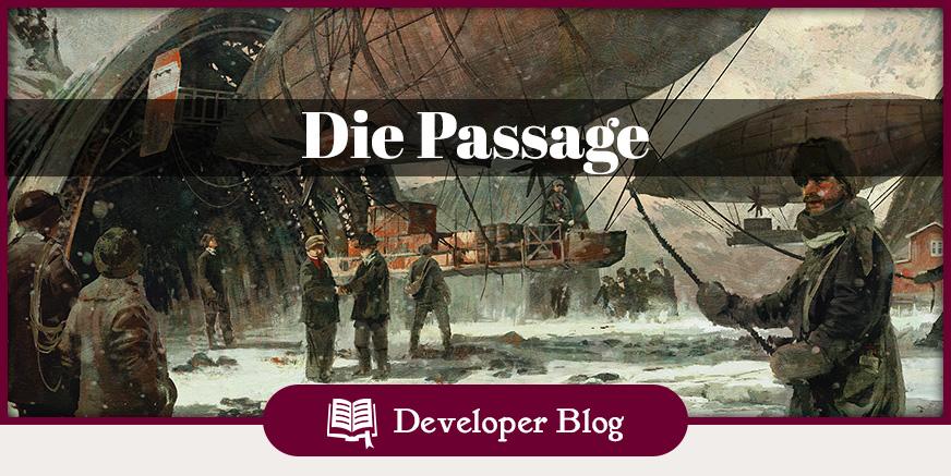 DevBlog: Die Passage