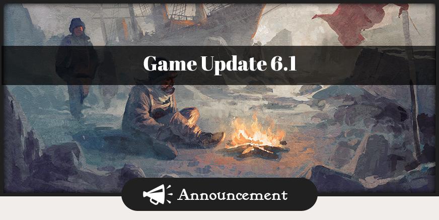Game Update 6.1 kommt nächste Woche