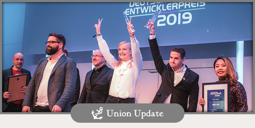 Union Update: Let's celebrate 2019!