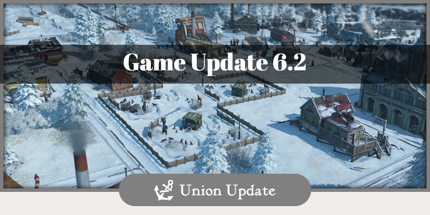 Union Update: Into the new year with GU6.2
