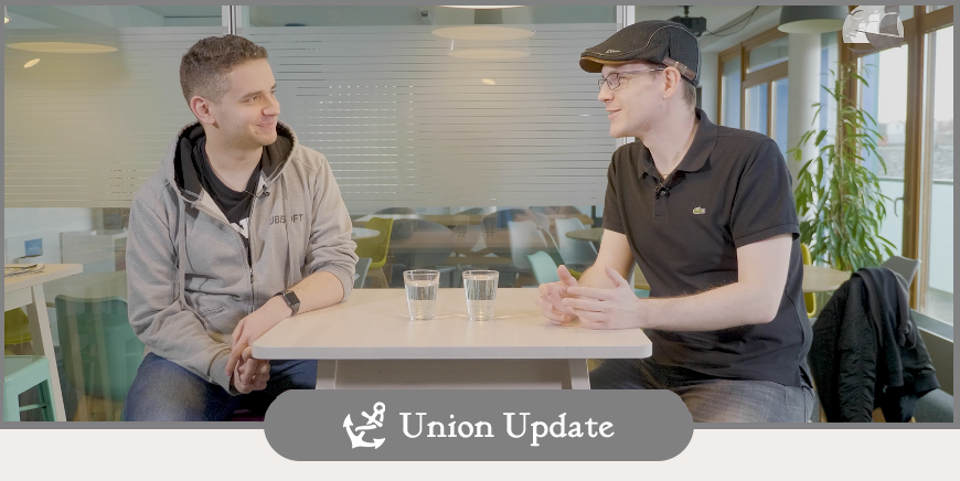 Union Talk – Plans and Challenges