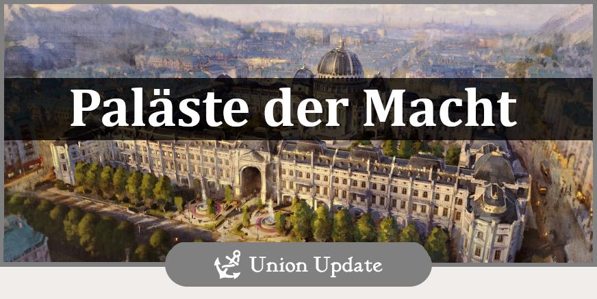 DevBlog: Paläste der Macht