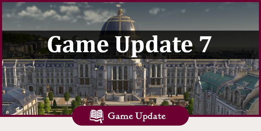 Game Update 7