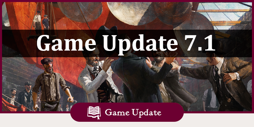 Game Update 7.1 (Updated)