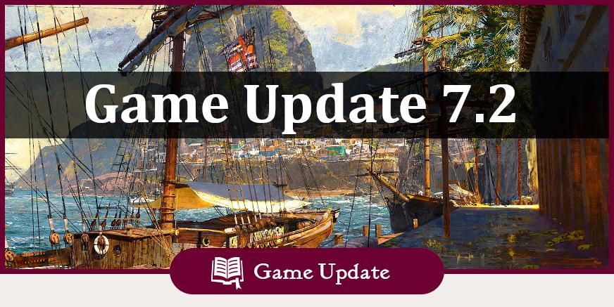 Game Update 7.2