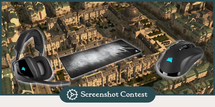 Seat of Power Screenshot Contest